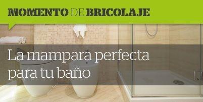 🛠Momentos de #bricolaje🛠 ¿Sabes cómo elegir la #mampara perfecta para tu #baño? Descúbrelo #AKÍ #DIY #tanfácilquenotelocrees