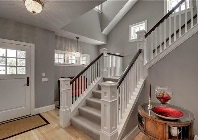 Benjamin Moore Stonington Gray Perfect Gray And Beige Greige Paint Colors And