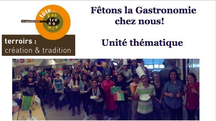#ACTFL14 Presentation by Catherine Ousselin