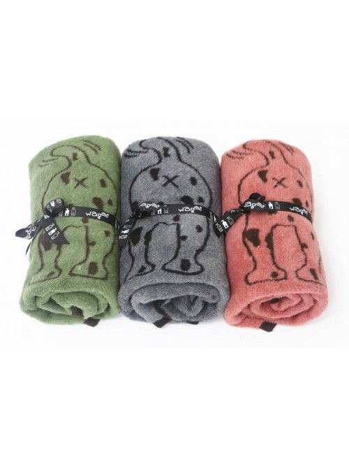 Wag Winter Blankies - Blankets - At Home - Cats