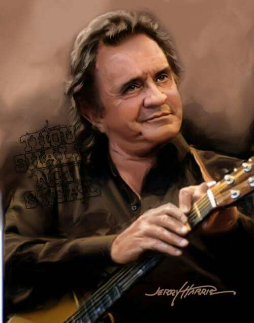 John Cash.......ONE OF MY FAVORITE COUNTRY SINGERS.