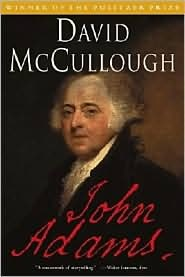 john adams by david mccullough thesis John adams is the 2001 narrative biography of our nation's second president,  written by author and historian david mccullough of the seven.