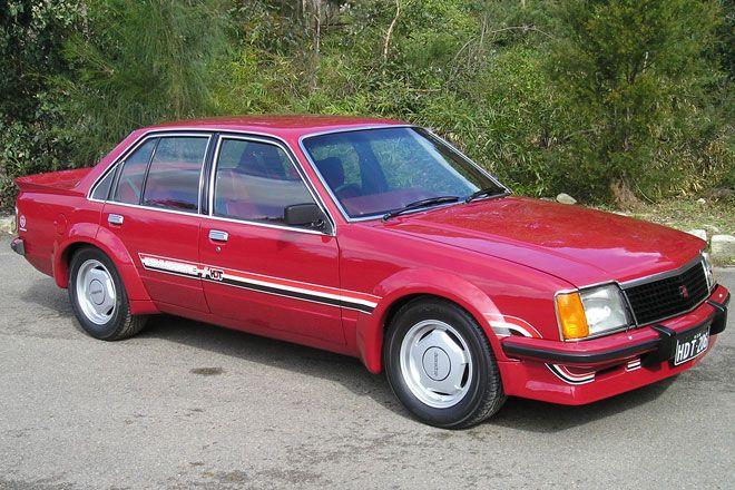 Holden VC Commodore HDT 'Brock' Sedan