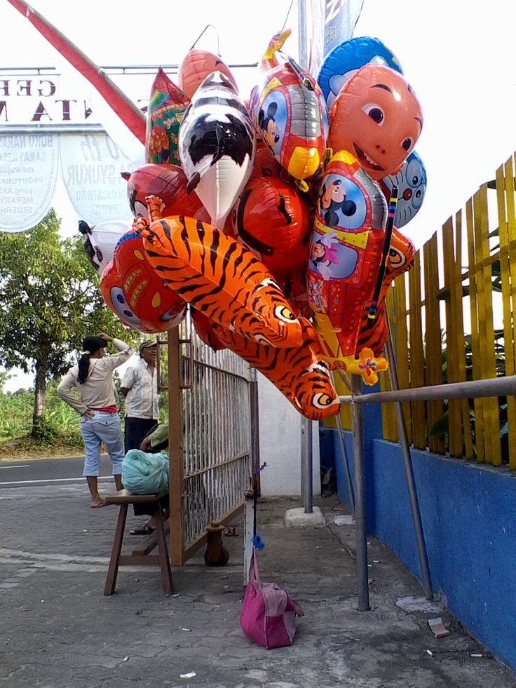 Balon Upin Ipin