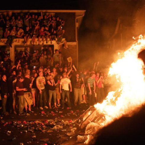 Palmer Fest — Ohio University | 15 Insane College Parties That Will Make You Want To Transfer
