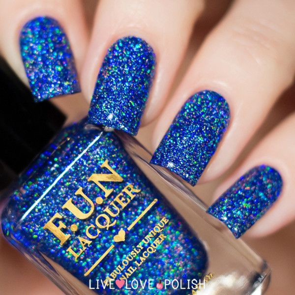 Fun Lacquer How Deep Is Your Holo (H) (Simplynailogical Collection)