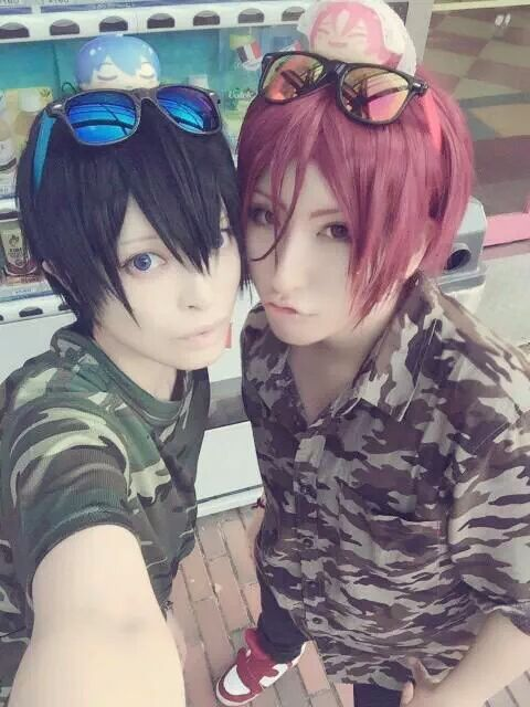 RinHaru Cosplay *w* <3