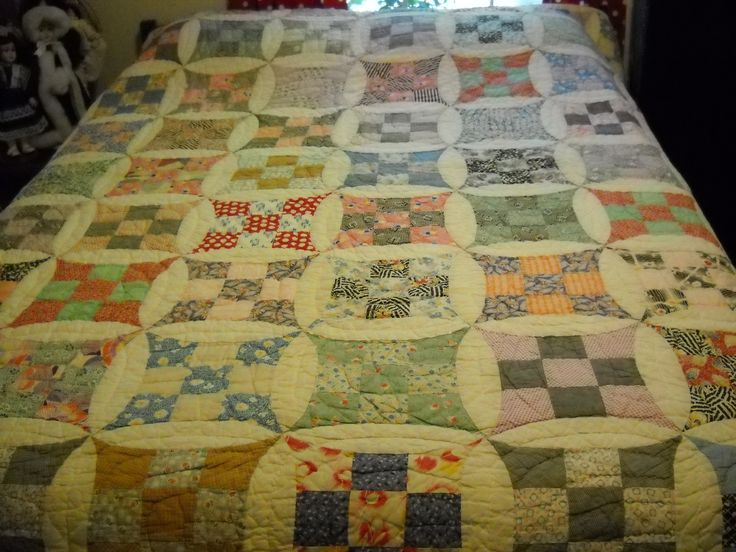 17 Best Images About Quilts Glorified Nine Patch On