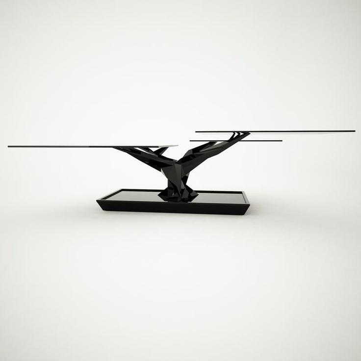 BONSAI coffee table - Meik Studio on promotedesign.it