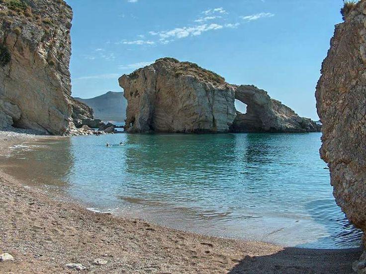 Kaladi beach Kythera Greece!