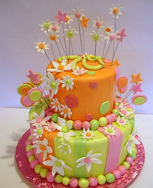 250 Best Birthday Cakes Images On Pinterest Anniversary Ideas