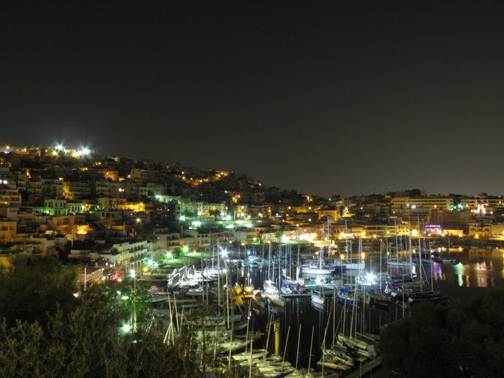Kastela & Mikrolimano, Piraeus, Greece
