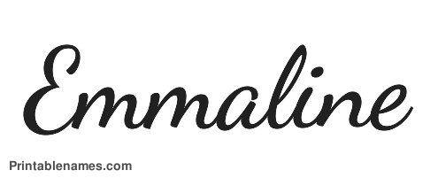 emmaline name - Google Search