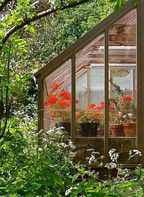 25 fantastiska växthus (varning för sommarhärliga bilder) - Sköna hem