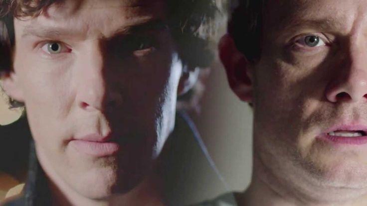 Sherlock Series 3: Episode 3 Trailer - BBC One