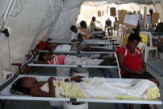 Sehat Online: Penyakit Kolera Landa Kongo