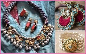 joyas con esmeraldas, oro,