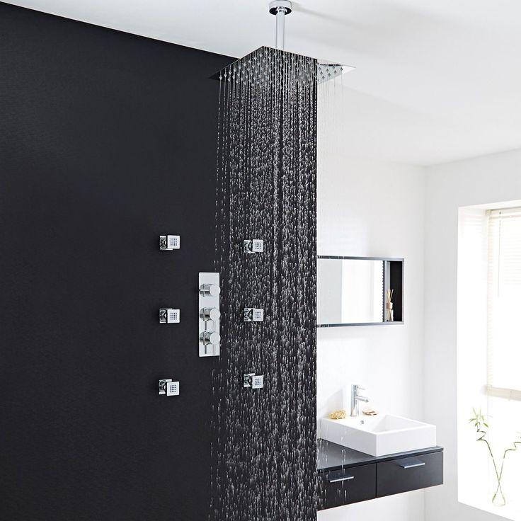 Modern Bathroom Rain Shower Head Check more at http://www.wearefound.com/modern-bathroom-rain-shower-head/