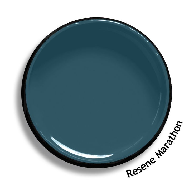 Resene Marathon is a winning sporty and determined teal, more blue than green with a strong sense of purpose. From the Resene Multifinish colour collection. Try a Resene testpot or view a physical sample at your Resene ColorShop or Reseller before making your final colour choice. www.resene.co.nz