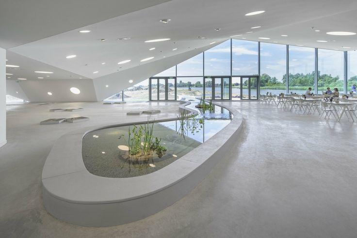 Galeria de Ilha do Museu Biesbosch / Studio Marco Vermeulen - 2