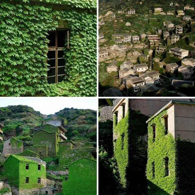 Egy falu, ahol a természet az úr - Hátborzongató képek