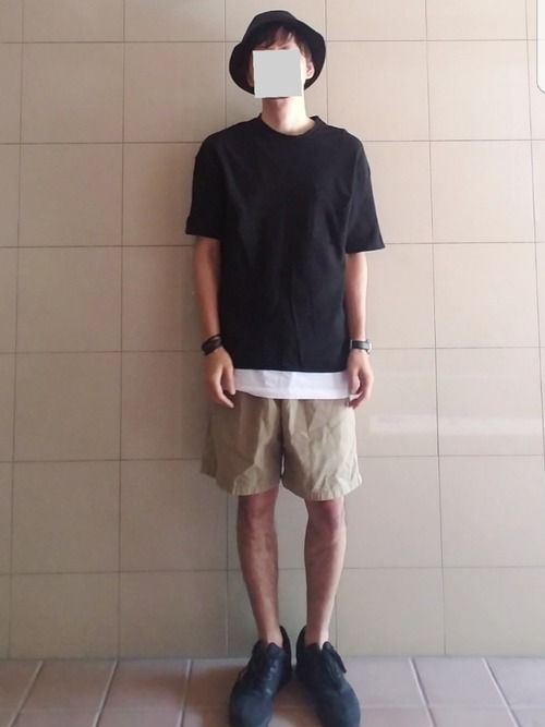 jun BEAUTY&YOUTH UNITED ARROWSのTシャツ・カットソーを使ったコーディネート - WEAR