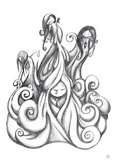 Fairy Doodle by Mystic-Aya on DeviantArt