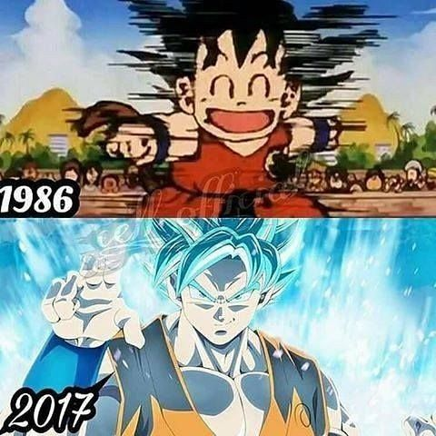 Wich was your first dragonball episode ever?!  A dbz.go Original   Here We Go! Dbz.GO! Follow: @dbz.go for more hot content! stay saiyan!  Your Opinion Is Important: Leave A Comment