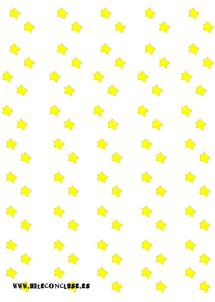 Papel decorativo estrella de navidad estrella navidad - Estrellas de papel ...