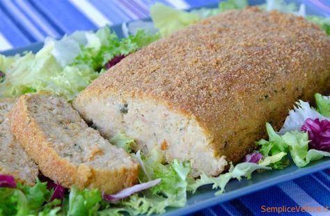 Polpettone di tonno ricetta semplice e veloce