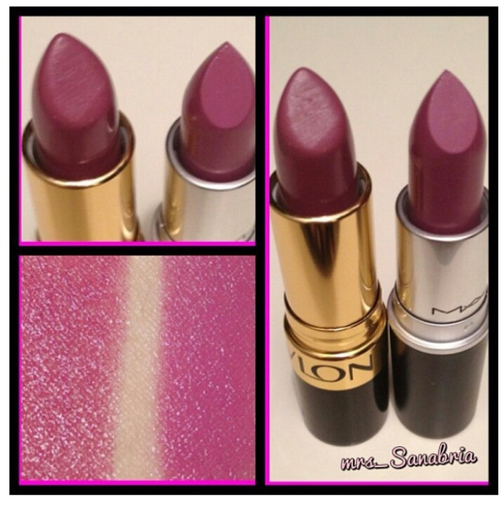 MAC Up the Amp is similar to Revlon Berry Haute | Dupes ...