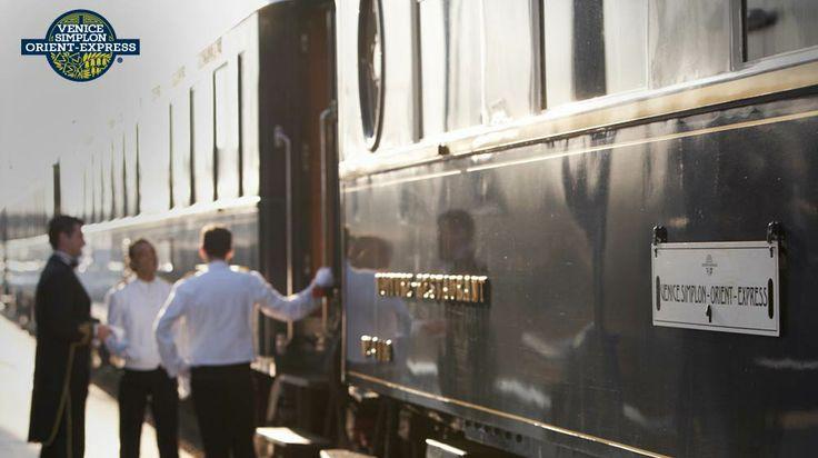 Venice Simplon-Orient-Express - Luxury Train travel through Europe on the Venice Simplon-Orient-Express