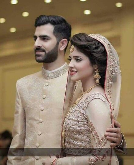 Gorgeous Pakistani couple