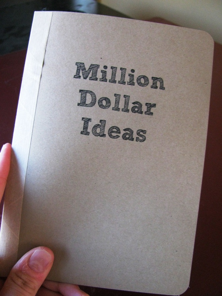 million dollar idea essay The first idea i used as  i went to a workshop that suggested using million dollar words  then right before halloween i ask the students to write an essay.
