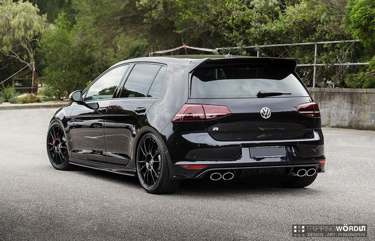 Still the best looking Mk7R! Nice work Josh.
