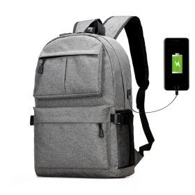 8cb497599406 Casual USB Canvas Unisex Laptop Backpack   Price   20.53   FREE Shipping     Get one here  ...