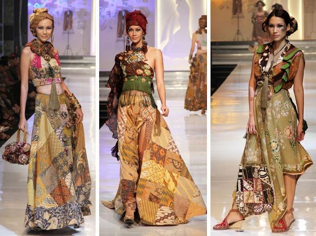 "Style: INDONESIA CULTURE ""BATIK"""