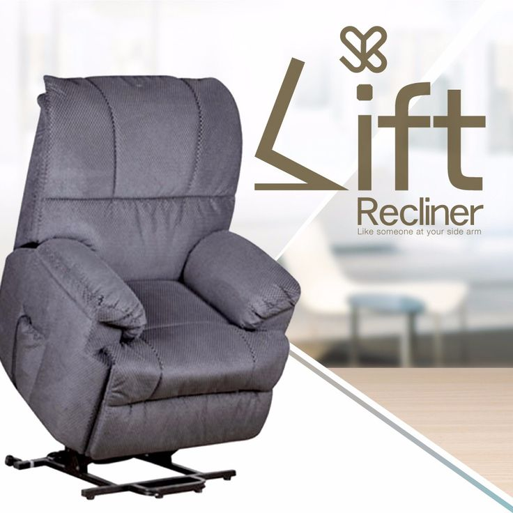 Living Room Electric Relaxing Recliner Chair Rise Sofa With Lift Motor