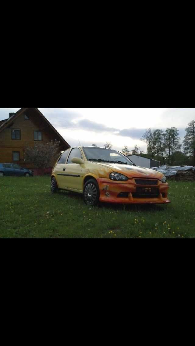 "Opel Corsa b ""Sport"""