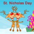Home : Events : St. Nicholas Day [Dec 6] - A Treasured Friendship...