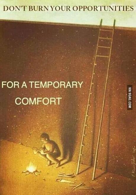. #opportunity #comfort