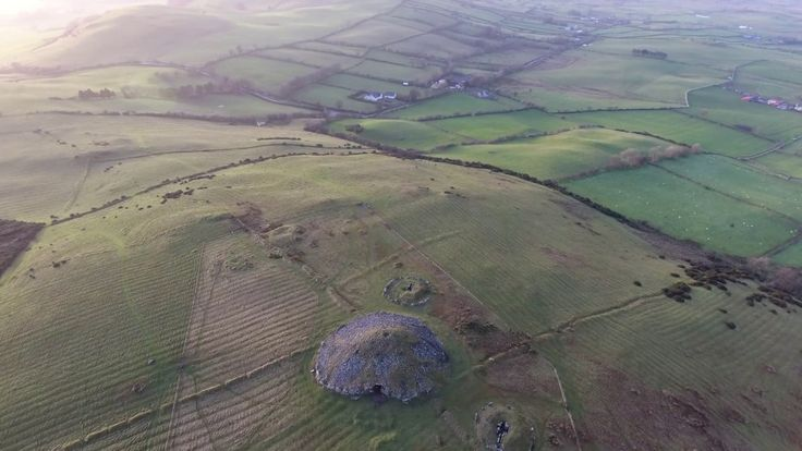 Loughcrew Cairns Winter Solstice 2016