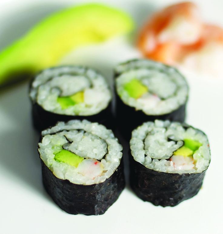 Zelf sushi maken: zo doe je het!   Steps