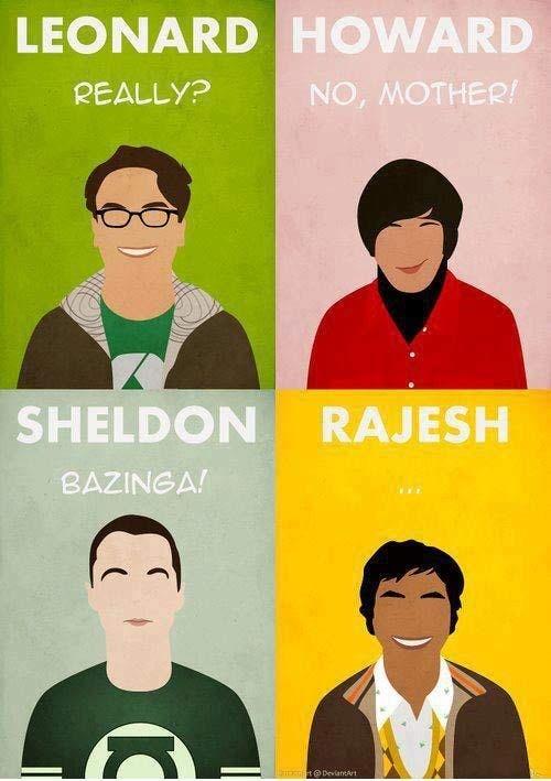 Geek, Nerd, Laugh, Bbt, Big Bang Theory, Big Bangs Theory, Funny, Quality, Movie