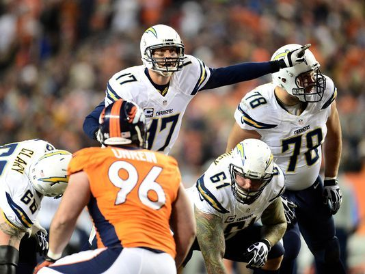 Broncos flop at home, Chargers capitalize for big win