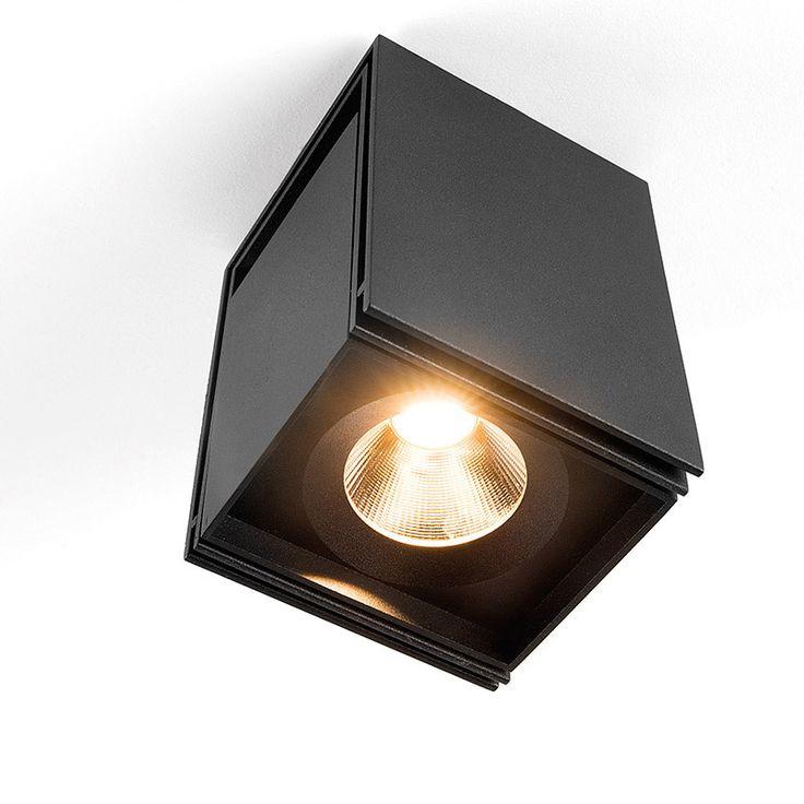 Rektor recessed by Modular Lighting Instruments