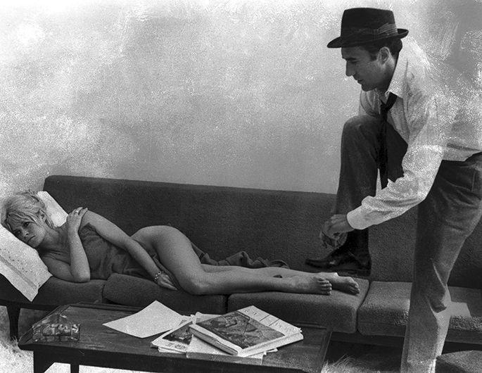 El desprecio, 1963 El sexting no es tan fiero como lo pintan - - Esquire
