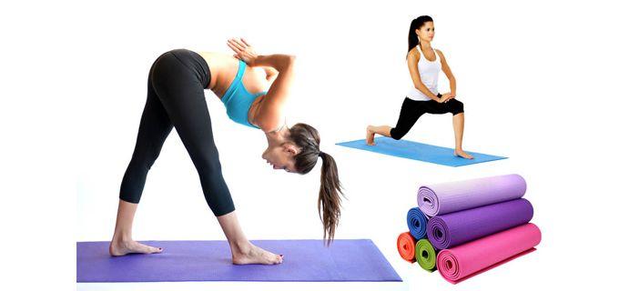 9.90€ για ένα Υπόστρωμα Γυμναστικής για ασκήσεις, με υψηλή ανθεκτικότητα, μεγάλη πυκνότητα, ελαφρύ και αντικραδασμικό, για να κάνετε το πρόγραμμά σας με ασφάλεια, σε έξι υπέροχα χρώματα! Αρχική 18€