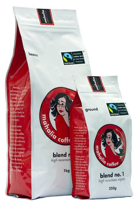 Mahalia Coffee, MAde in Robe -Blend No 1 Packet