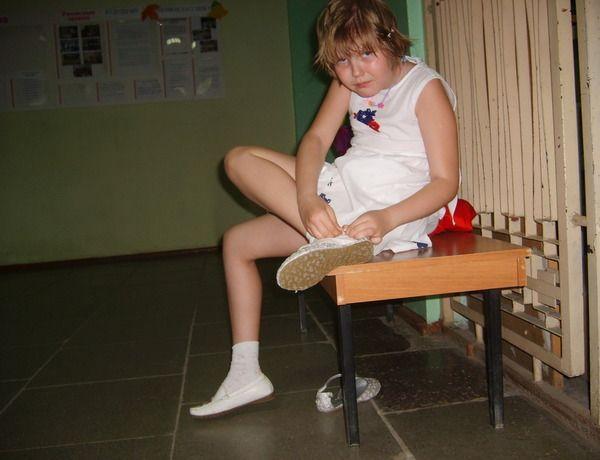 Disobedient shoe / foto Pavel Nikitin aka El Croco